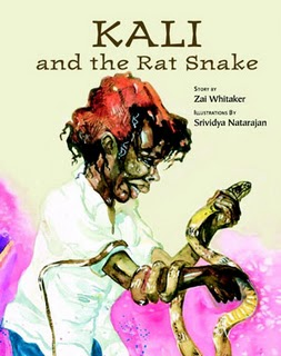 Kali And the Rat Snake Zai Whitaker and Srividya Natarajan