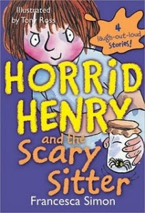Horrid henrys underpants diary of an eccentric in horrid henry expocarfo