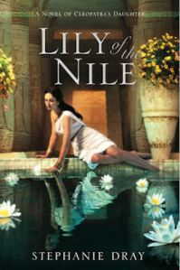 Lilyofthenile on Stephanie Dray  Author Of Lily Of The Nile   Diary Of An Eccentric