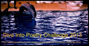dive into poetry challenge