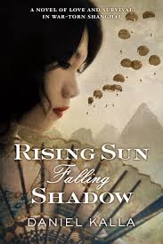 rising sun falling shadow