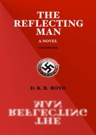 the reflecting man