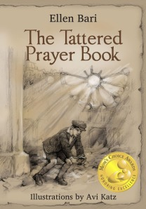 the tattered prayer book