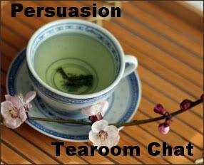 persuasion tearoom chat