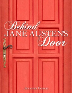 behind jane austen's door