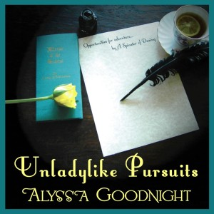 unladylike pursuits