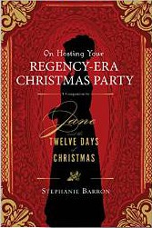 regency-era christmas party