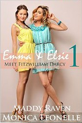 emma + elsie meet fitzwilliam darcy