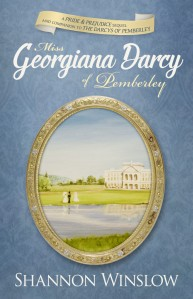 miss georgiana darcy of pemberley