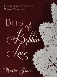 bits of bobbin lace