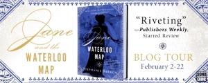 JANE AND WATERLOO - Blog Tour Horizontal