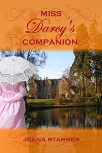 Miss Darcy's Companion front cover_V4