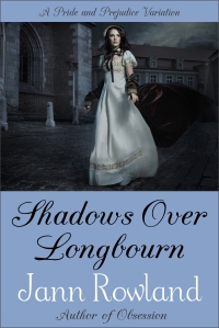 Shadows Over Longbourn Kindle Cover
